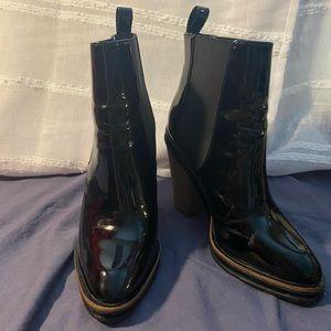 ALDO Desarea Patent Leather Boots